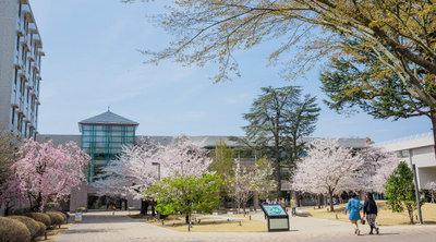 東京女子大学クロス広場