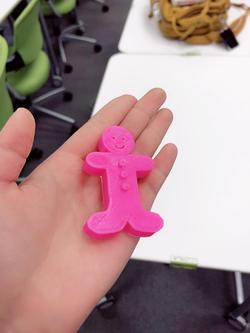 3Dプリンターで造りました!